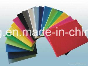 Hoja de espuma EVA de alta calidad Color / hoja de espuma de polietileno Espuma de polietileno/