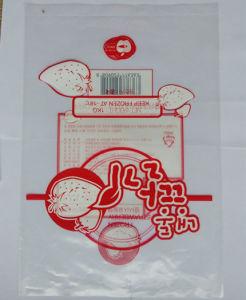 Cheap LDPE envases de plástico bolsas para alimentos congelados con el valor