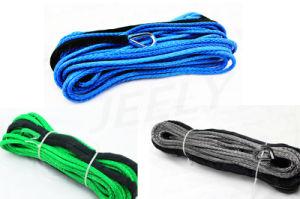 Cuerda de malacate de fibra Dyneema SL