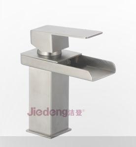 SUS304ステンレス鋼の正方形の洗面器のコック(SS11)