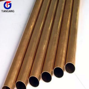 Medizinischer Grad-Kupfer-Rohr