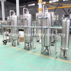 Filtro industriale da osmosi d'inversione di trattamento delle acque di Wjf