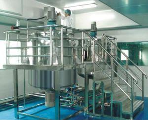 Guangzhou Li & Li détergent mélangeur d'homogénéisation