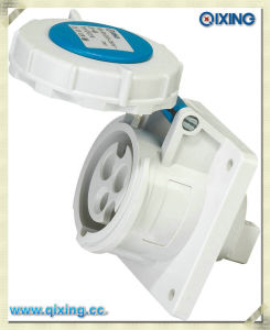 IP67 16A 230V Prise d'alimentation internationale