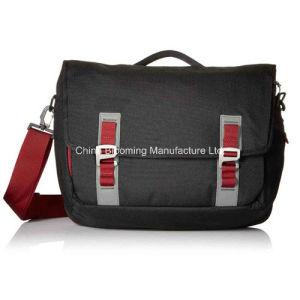 肩ひものiPadの吊り鎖のCrossbodyのキャンパスの余暇のメッセンジャー袋
