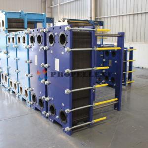 ステンレス鋼の熱交換器Platexm25bの置換は熱交換器をめっきする