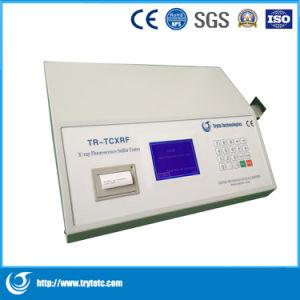 X-Ray Fluorescence le soufre dans l'huile Tester-Petroleum Analyzer-Sulfur Contenu de l'équipement