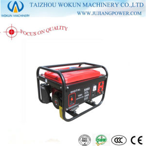 Digitale 3000 Gasoline Generator met Ce en Soncap
