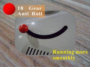 Pellicola di taglio automatica d'alimentazione automatica del sacchetto del rullo dei mobili d'ufficio 350mm macchina di laminazione della foto del documento della laminazione fredda calda del laminatore