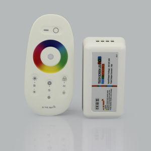 O sensor de intensidade do controlador remoto Controlador RGB