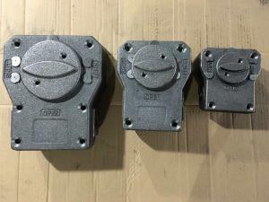 As caixas de engrenagem helicoidal de acessórios da válvula