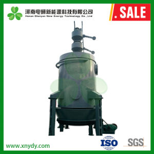 Qm 1,8m Gasifier Fluxo de carvão de estágio único para a indústria dos materiais de construção