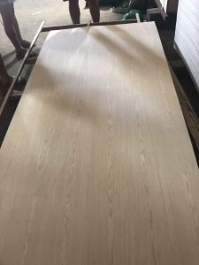 EVの灰は家具および装飾のために一等級Facncyの合板に直面した