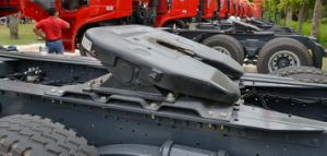 Caminhão do trator de Genlyon M100 da tecnologia de Iveco (CQ4254HTVG324B)