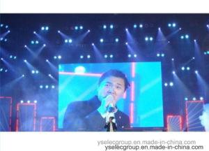 TV LCD 50 pouces Yashi Affichage extérieur de la publicité