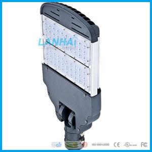 100W LEDのモジュールハイウェイの道ランプの角度調節可能なLEDの街灯