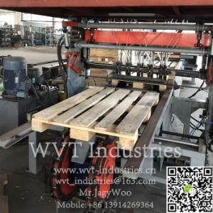 ef3e25226fc Epal Europeo hidráulico automático de palets de madera equipo máquina de  fabricación de palets estándar