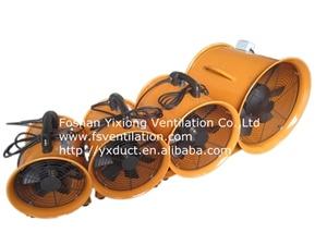 Der Sht Serie Anxial Fluss-bewegliches Entlüfter-/Luft-Blower/Ventialtion Gebläse
