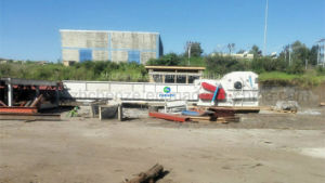 大きい容量の木製の快活なシュレッダー