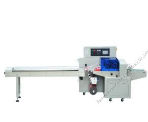 Sami-Automatic rápida velocidad de tipo horizontal Máquina de embalaje de frutas y verduras precio de fábrica
