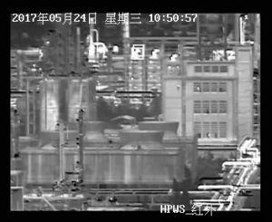 4km Bewegungs-Befund-Nachtsicht-preiswerte Wärmebildgebung-Kamera