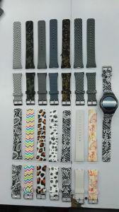 Commercio all'ingrosso del Wristband della vigilanza di TPU con il prezzo competitivo