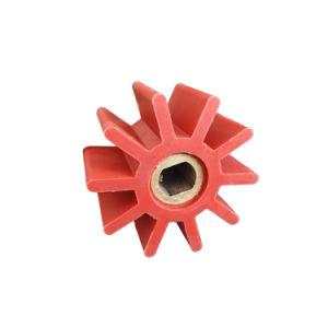 OEM 강한 유연한 열리는 플라스틱 임펠러가/회의 부속을%s 임펠러를 둘러싸았다