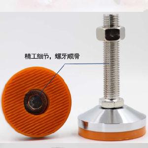 Подошва из термопластичного полиуретана с жесткой рамой регулируемой высоты выравнивания пластиковые ножки для стул
