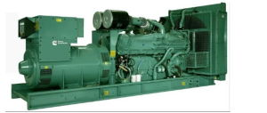 1100KW Puissance Diesel Groupe électrogène Diesel