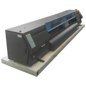Stampa diretta industriale di alta risoluzione di ampio formato di Digitahi della testina di stampa di Epson 5113 sulla macchina della stampante del tessuto del poliestere di sublimazione del tessuto