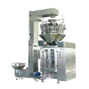Sac d'emballage automatique des machines de conditionnement Machine de remplissage d'emballage alimentaire