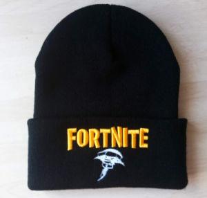 고품질 관례에 의하여 뜨개질을 하는 아크릴 겨울 베레모 모자