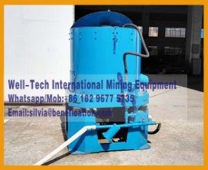 Concentratore di lavaggio del minerale metallifero dell'oro di gravità del Jiangxi