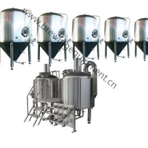 China fabricante de cerveja em aço inoxidável fermentador Home Brew 100L fermentador