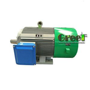 20kw 150rpm magnetischer Generator, 3 Phase Wechselstrom-permanenter magnetischer Generator, Wind-Wasser-Gebrauch mit niedriger U/Min