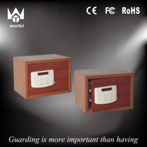 [هوتل رووم] معدن [ديجتل] [لد] عرض خزينة صندوق