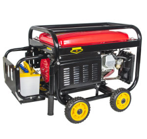 Potenza Value Manufacture All Types di Portable Gasoline Petrol Electric Generator (CE)