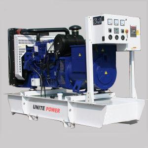Power 350kVA Open Diesel Generator Set mit Perkins (UP350) vereinigen