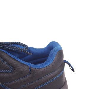 Bajo el tobillo suela PU Anti Skid Zapatos de seguridad