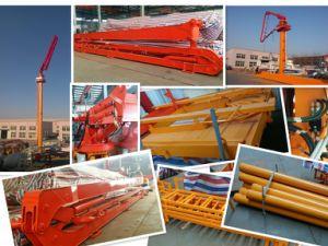 13м 15м 17м 23м 24м 29м 33m стационарных и передвижных конкретные установки стрелы с помощью пропорционального клапана Китая профессиональный производитель