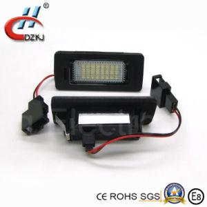 2X24SMD LED haute Lumens voiture Canbus/Auto de la plaque minéralogique (Audi TT07)