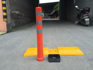 Croix du trafic souple de bloc séparateur de ligne Lane Diviseur (CC-K03)