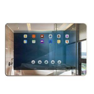 10~98 pouces écran LCD interactif Le Miroir magique de la publicité vidéo réseau Ad Player Digital Signage Android OS Windows Internet Kiosque d'information d'écran tactile