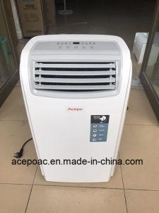 White 9000BTU 12000 BTU climatiseur portatif