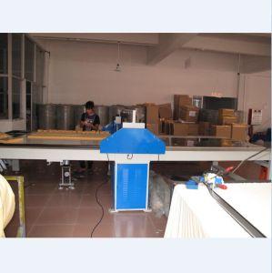 Rectángulo cuadrado automática Máquina de Corte Muestra de color