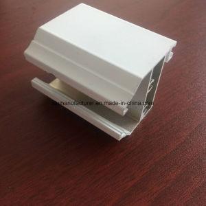 Quadrato, profilo rotondo e differente dell'espulsione della lega di alluminio per il portello e tubo 60 della finestra