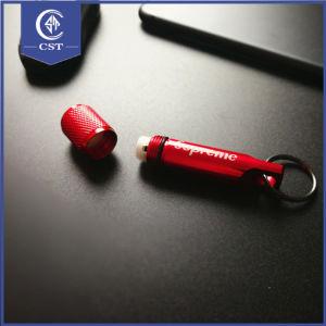 Flash Micro brilhante luz Laser Chaveiro LED Mini Chaveiro