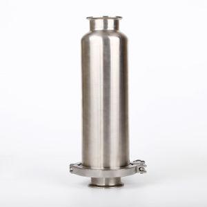 L'acciaio inossidabile Wleded sanitario/ha premuto/filtro diritto filettato dal setaccio della conduttura