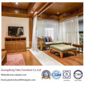 Hotel moderno con muebles de dormitorio muebles de madera de teca (YB-S811-1)