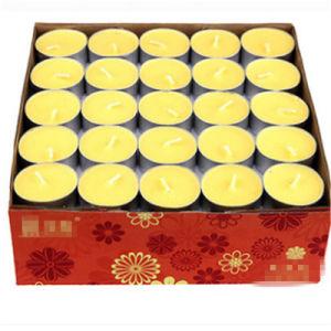 14G Tealight Kerze-Paraffinwachs-warme Tee-Kerze